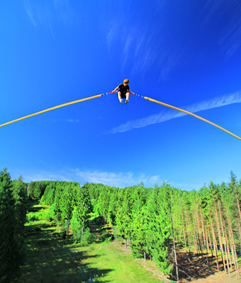 bungy éjection version hybride